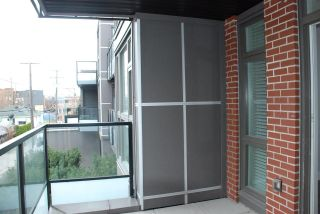 Photo 1: 201 3939 KNIGHT STREET in Vancouver: Knight Condo for sale (Vancouver East)  : MLS®# R2587032