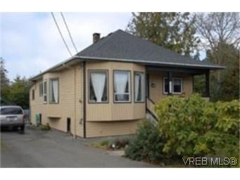 Main Photo:  in VICTORIA: Vi Jubilee House for sale (Victoria)  : MLS®# 457636