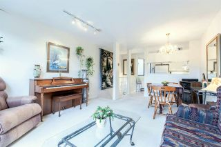 """Photo 7: 109 811 W 7TH Avenue in Vancouver: Fairview VW Townhouse for sale in """"WILLOW MEWS"""" (Vancouver West)  : MLS®# R2050721"""