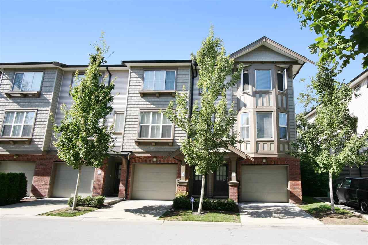 Main Photo: 5 14838 61 AVENUE in Surrey: Sullivan Station Townhouse for sale : MLS®# R2101998