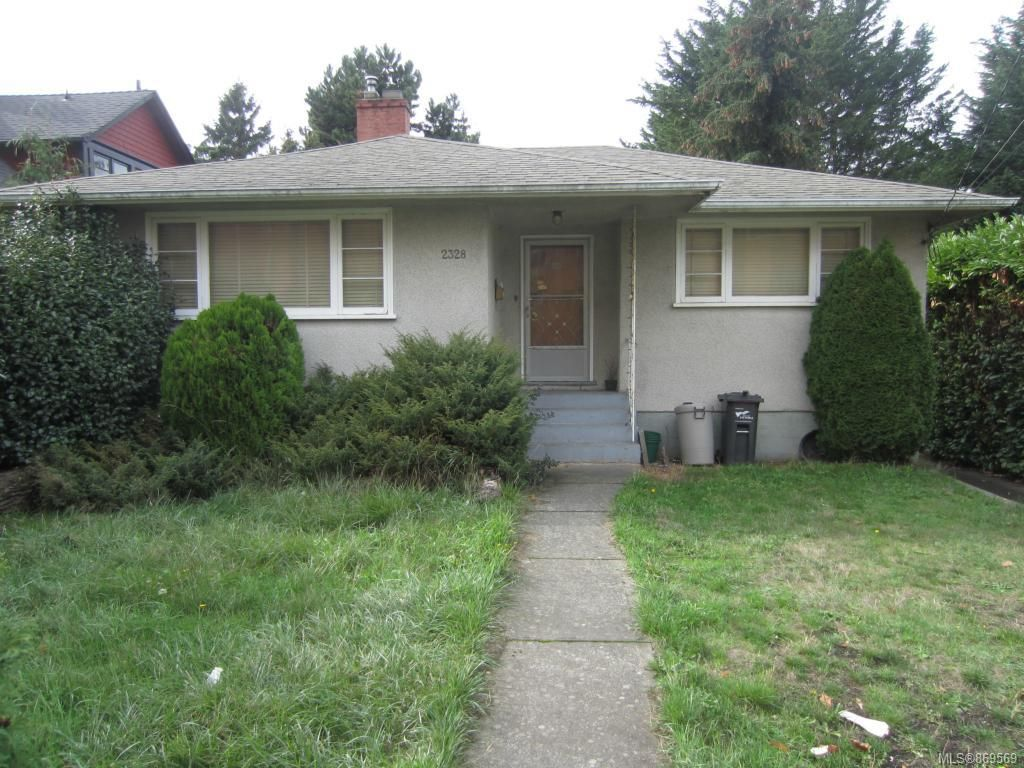 2328 RICHMOND ROAD, 1955 BUNGALOW WITH UNFINISHED WALK-OUT BASEMENT