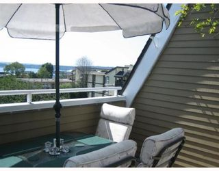 """Photo 7: 103 222 W 4TH Street in North_Vancouver: Lower Lonsdale Townhouse for sale in """"VISTA POINTE"""" (North Vancouver)  : MLS®# V782685"""
