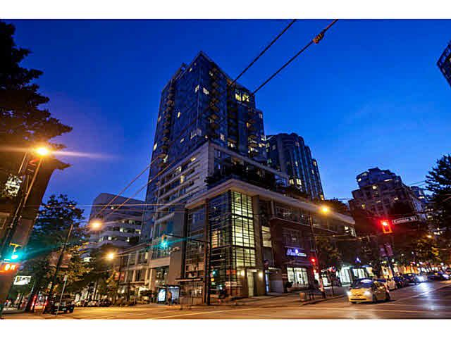 """Photo 2: Photos: 1808 821 CAMBIE Street in Vancouver: Downtown VW Condo for sale in """"RAFFLES ON ROBSON"""" (Vancouver West)  : MLS®# V1125986"""