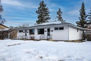 Photo 2: 1424 Rosehill Drive NW in Calgary: Rosemont Semi Detached for sale : MLS®# A1075121