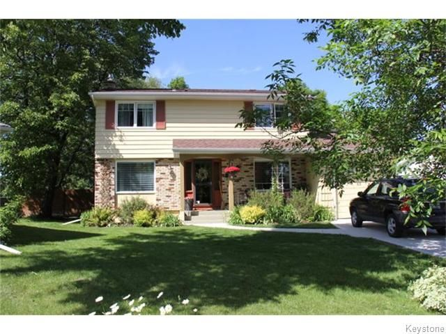 Main Photo: 63 McMasters Road in Winnipeg: Residential for sale : MLS®# 1615831