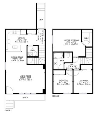 Photo 17: 2- 10009A 98 Avenue: Morinville House Half Duplex for sale : MLS®# E4225577