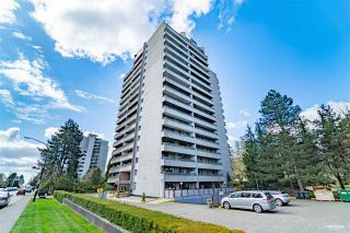 "Photo 1: 903 6595 WILLINGDON Avenue in Burnaby: Metrotown Condo for sale in ""HUNTLEY MANOR"" (Burnaby South)  : MLS®# R2564529"