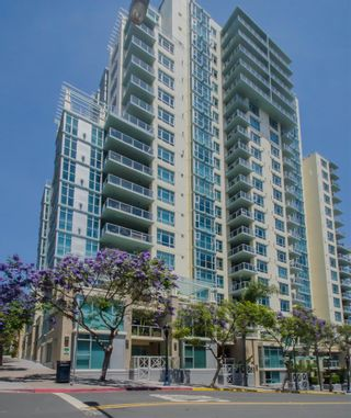 Photo 2: DOWNTOWN Condo for sale : 2 bedrooms : 850 Beech #701 in San Diego
