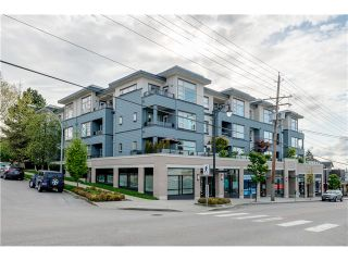 Photo 2: # 101 709 TWELFTH ST in New Westminster: Moody Park Condo for sale : MLS®# V1119632