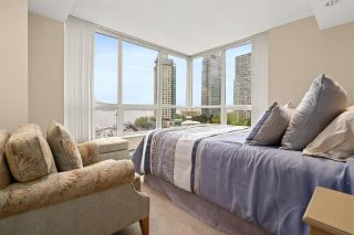 Photo 15: 702 588 BROUGHTON STREET in Vancouver: Coal Harbour Condo for sale (Vancouver West)  : MLS®# R2575950