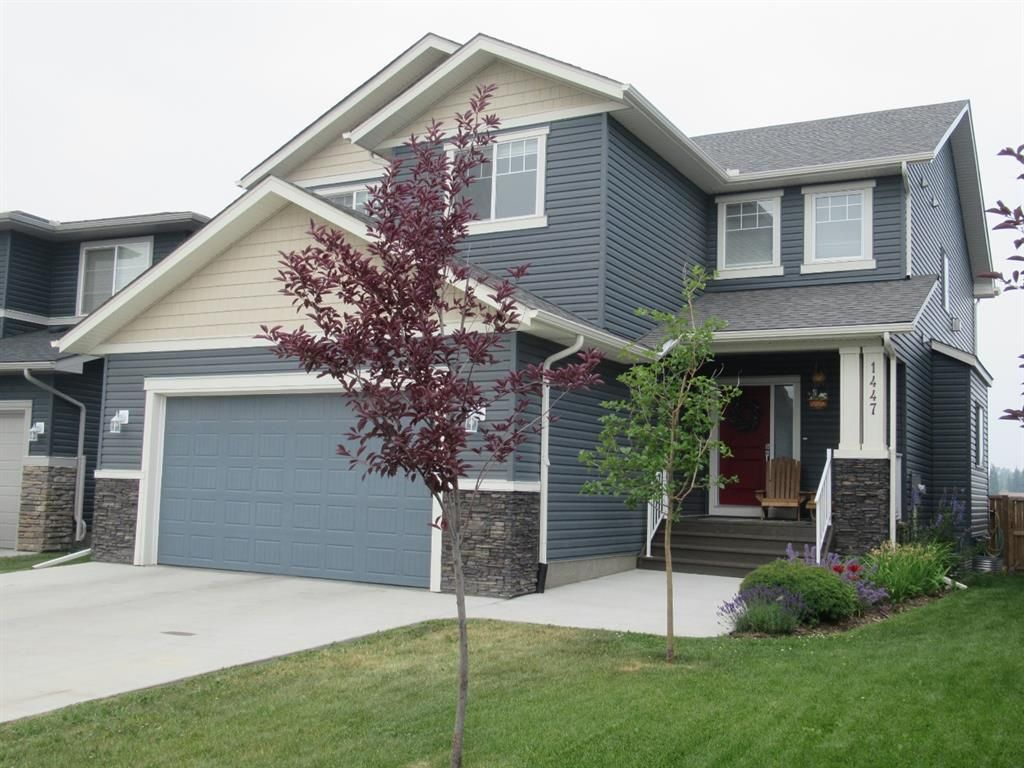 Main Photo: 1447 Aldrich Place: Carstairs Detached for sale : MLS®# A1130977