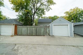Photo 38: 154 CAMPBELL Street in Winnipeg: River Heights North Residential for sale (1C)  : MLS®# 202122848