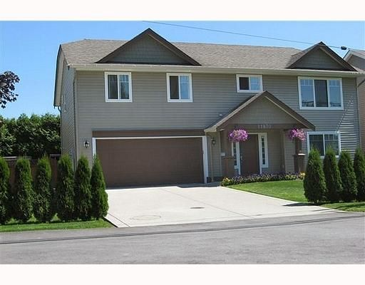 Main Photo: 11870 WEST Street in Maple_Ridge: Southwest Maple Ridge House for sale (Maple Ridge)  : MLS®# V754770