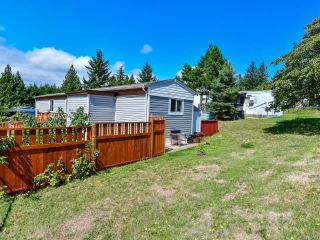 Photo 30: 50 1160 Shellbourne Blvd in CAMPBELL RIVER: CR Campbell River Central Manufactured Home for sale (Campbell River)  : MLS®# 829183