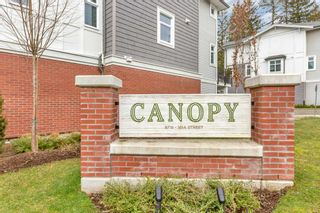 """Photo 1: 29 9718 161A Street in Surrey: Fleetwood Tynehead Townhouse for sale in """"Canopy AT TYNEHEAD"""" : MLS®# R2538702"""