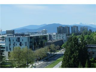Photo 4: # 1105 5868 AGRONOMY RD in Vancouver: University VW Condo for sale (Vancouver West)  : MLS®# V1065196