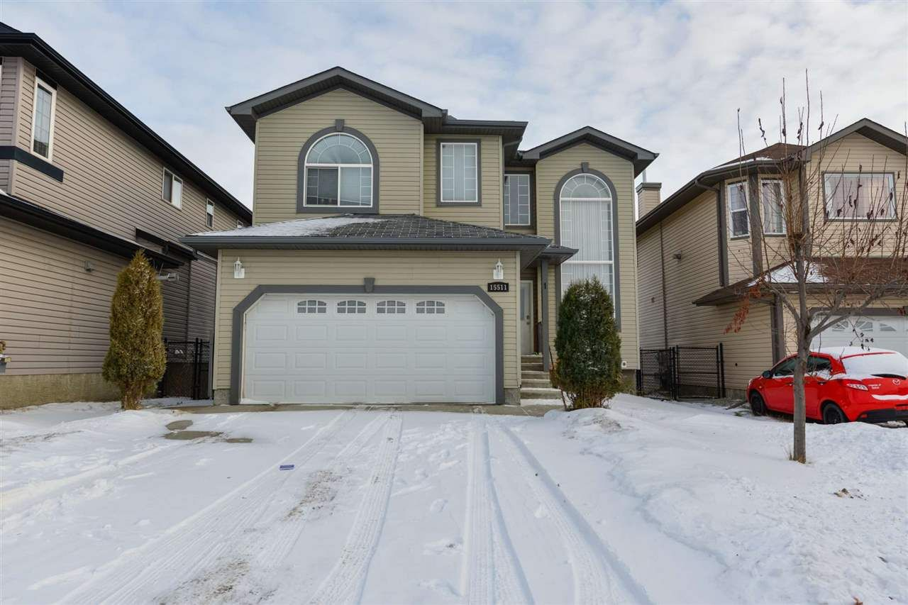 Main Photo: 15511 48 Street in Edmonton: Zone 03 House for sale : MLS®# E4226070