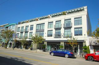 """Photo 2: 102 4355 W 10TH Avenue in Vancouver: Point Grey Condo for sale in """"IRON & WHYTE"""" (Vancouver West)  : MLS®# R2112416"""