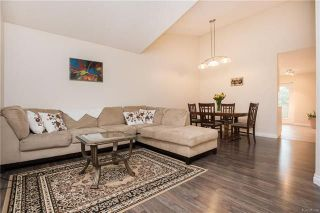 Photo 2: 273 George Marshall Way in Winnipeg: Canterbury Park Residential for sale (3M)  : MLS®# 1812800