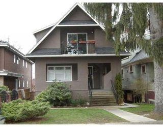 Photo 1: 191 W 17TH AV in Vancouver: House for sale : MLS®# V814169