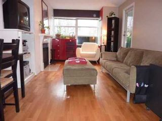 Photo 1: 104 1399 BARCLAY Street in Vancouver West: West End VW Home for sale ()  : MLS®# V879965