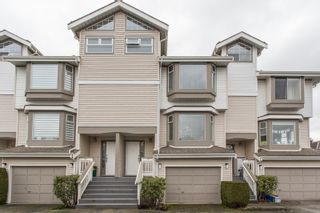 "Photo 1: 39 12331 PHOENIX Drive in Richmond: Steveston South Townhouse for sale in ""WESTWATER VILLAGE"" : MLS®# R2540578"