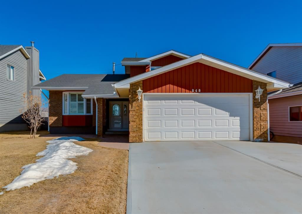 Main Photo: 848 Coach Side Crescent SW in Calgary: Coach Hill Detached for sale : MLS®# A1082611