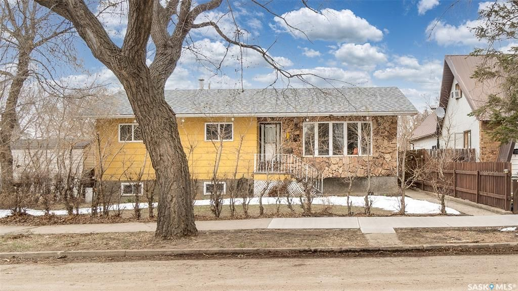 Main Photo: 154 Coteau Street West in Moose Jaw: Westmount/Elsom Residential for sale : MLS®# SK850734