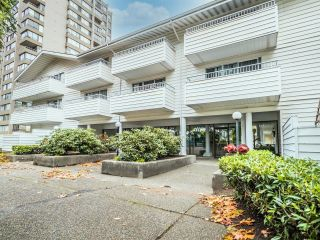 """Photo 22: 208 707 EIGHTH Street in New Westminster: Uptown NW Condo for sale in """"THE DIPLOMAT"""" : MLS®# R2625783"""