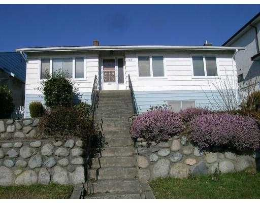 Main Photo: 1525 E 62ND Avenue in Vancouver: Fraserview VE House for sale (Vancouver East)  : MLS®# V689650
