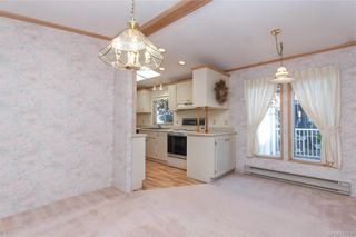 Photo 6: 6 7583 Central Saanich Rd in Central Saanich: CS Hawthorne Manufactured Home for sale : MLS®# 770137