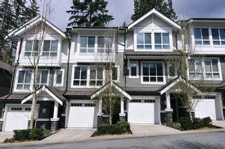 "Photo 1: 138 1460 SOUTHVIEW Street in Coquitlam: Burke Mountain Townhouse for sale in ""CEDAR CREEK"" : MLS®# R2157736"
