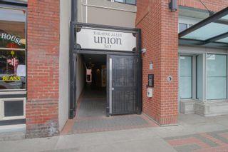 Photo 2: 407 517 Fisgard St in Victoria: Vi Downtown Condo for sale : MLS®# 878086