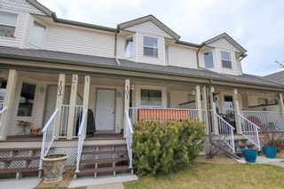 Main Photo: 101 33 Donlevy Avenue: Red Deer Row/Townhouse for sale : MLS®# A1110668