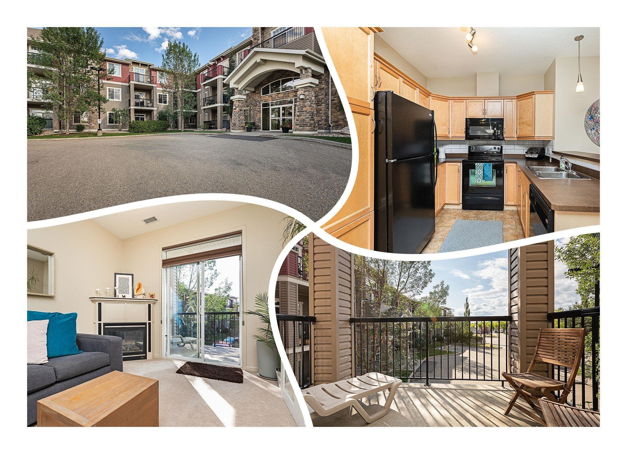 Main Photo: 226 2503 HANNA Crescent in Edmonton: Zone 14 Condo for sale : MLS®# E4260784