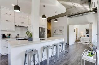 """Main Photo: 505 28 POWELL Street in Vancouver: Downtown VE Condo for sale in """"POWELL LANE"""" (Vancouver East)  : MLS®# R2577298"""