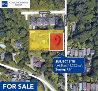 Main Photo: Lot B 120 WATER Street in Port Moody: North Shore Pt Moody Land for sale : MLS®# R2589668