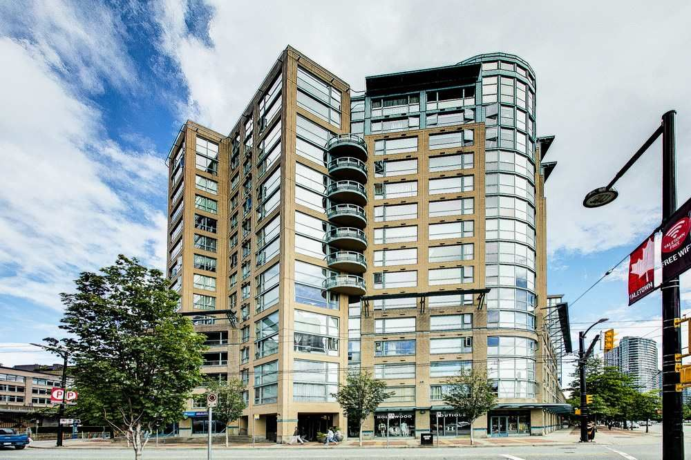 """Main Photo: 603 283 DAVIE Street in Vancouver: Yaletown Condo for sale in """"Pacific Plaza"""" (Vancouver West)  : MLS®# R2393051"""