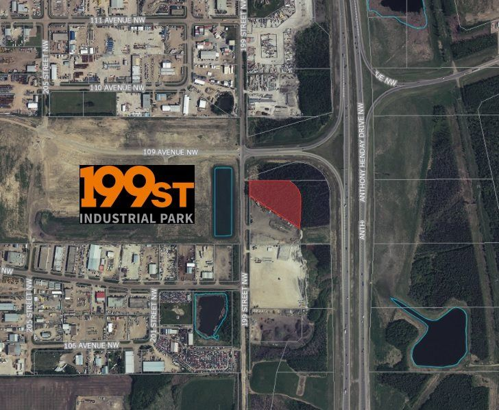 Main Photo: 10823 199 Street in Edmonton: Zone 40 Land Commercial for sale : MLS®# E4223097
