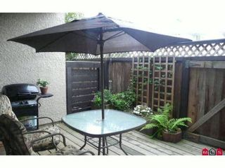 """Photo 3: 7 17700 60TH Avenue in Surrey: Cloverdale BC Condo for sale in """"Clover Park Gardens"""" (Cloverdale)  : MLS®# F1209102"""