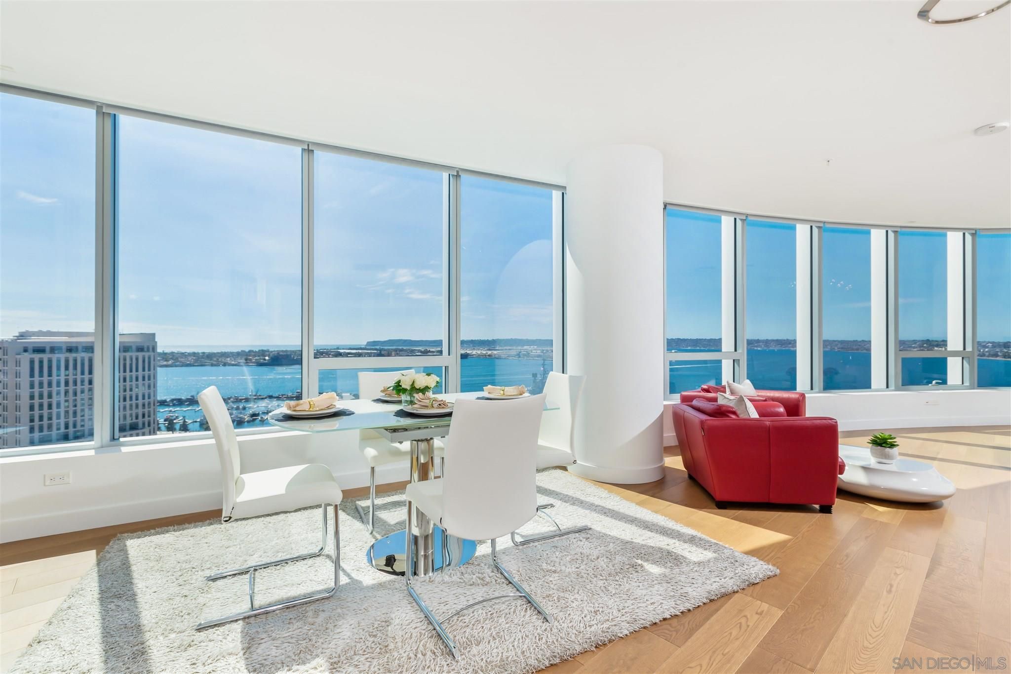 Main Photo: DOWNTOWN Condo for sale : 3 bedrooms : 888 W E Street #2302 in San Diego