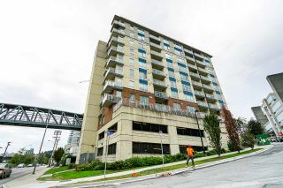 """Photo 1: 104 200 KEARY Street in New Westminster: Sapperton Condo for sale in """"THE ANVIL"""" : MLS®# R2409767"""