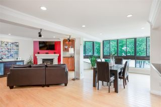 """Photo 3: 102 2181 PANORAMA Drive in North Vancouver: Deep Cove Condo for sale in """"Panorama Place"""" : MLS®# R2496386"""