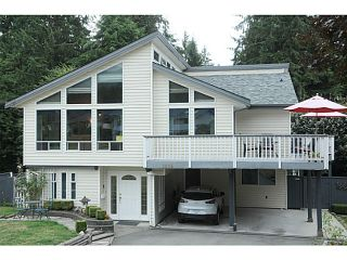 Photo 1: 2602 LAURALYNN Drive in North Vancouver: Westlynn House for sale : MLS®# V1139474
