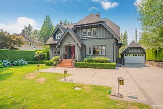 Photo 1: 5987 WILTSHIRE Street in Vancouver: South Granville House for sale (Vancouver West)  : MLS®# R2611344
