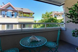 """Photo 19: 206 1845 W 7TH Avenue in Vancouver: Kitsilano Condo for sale in """"HERITAGE ON CYPRESS"""" (Vancouver West)  : MLS®# R2196440"""