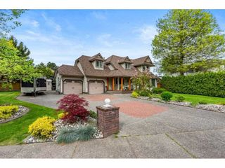 """Photo 1: 20465 97A Avenue in Langley: Walnut Grove House for sale in """"Derby Hills - Walnut Grove"""" : MLS®# R2576195"""