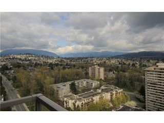 """Photo 10: 2706 4888 BRENTWOOD Drive in Burnaby: Brentwood Park Condo for sale in """"FITZGERLAND"""" (Burnaby North)  : MLS®# V1033186"""