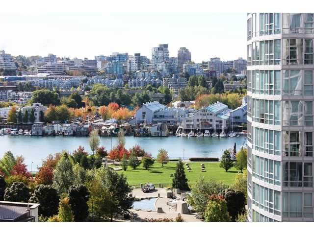 Main Photo: 1102 501 PACIFIC Street in Vancouver: Downtown VW Condo for sale (Vancouver West)  : MLS®# V1042770