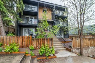 Main Photo: 203 412 2 Avenue NE in Calgary: Crescent Heights Apartment for sale : MLS®# A1137271
